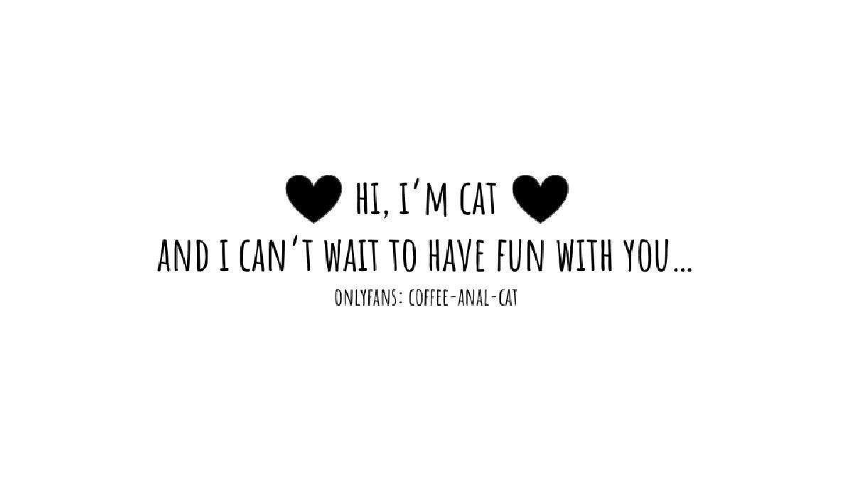 @coffee-anal-cat