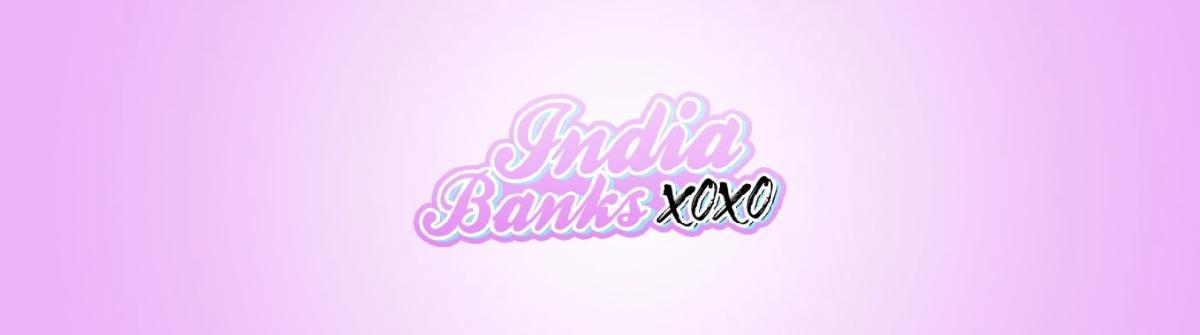@indiabanksxoxo